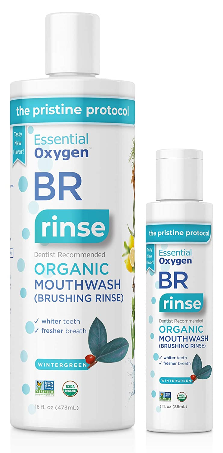 Essential Oxygen Br Certified Organic Ranking TOP13 Brushing Natura Rinse All excellence
