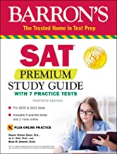 SAT Premium Study Guide with 7 Practice Tests (Barron's Test Prep) PDF