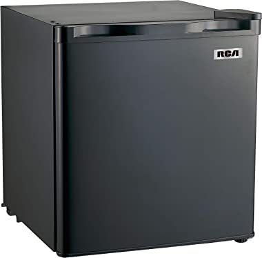 RCA 1.6 Cubic Foot Fridge, Black