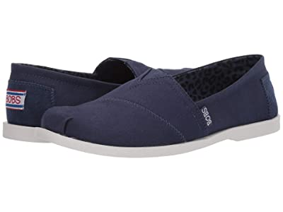 BOBS from SKECHERS Chill Luxe Sierra Sundays (Navy) Women