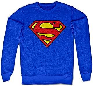 Superman- DC Comics Blu Logo 1 Multicolore PP2624DCTX One Size
