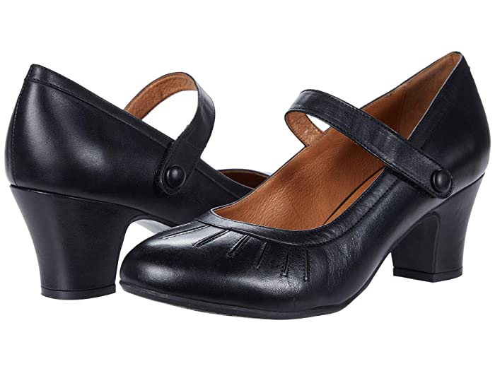 1950s Shoe Styles: Heels, Flats, Sandals, Saddle Shoes Miz Mooz Finch Womens Shoes $104.99 AT vintagedancer.com