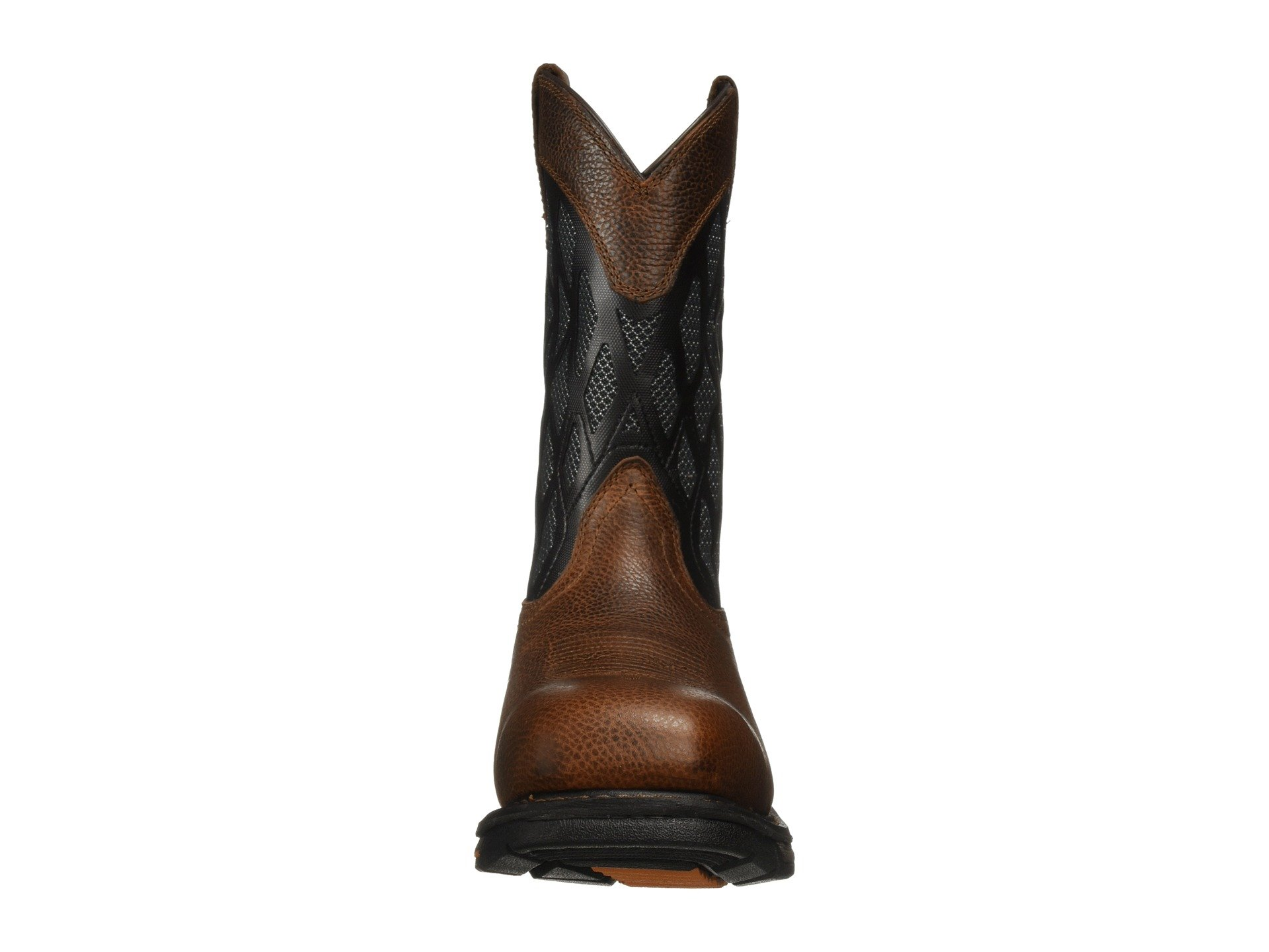 Venttek Brown Toe Composite charcoal Matrix Ariat Workhog 8nxa1qq5