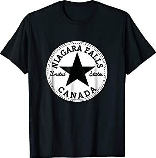 NIAGARA FALLS CANADA ONTARIO T-Shirts