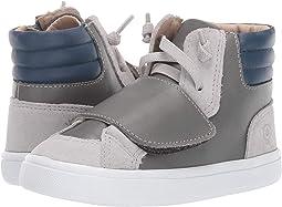 Grey/Grey Suede/Jeans
