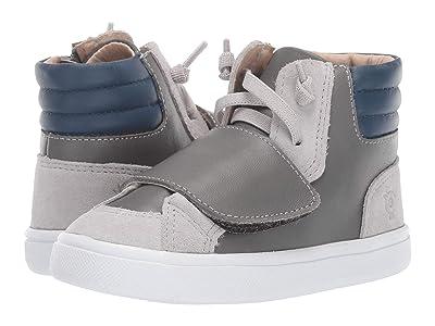 Old Soles OG Shoe (Toddler/Little Kid) (Grey/Grey Suede/Jeans) Boy