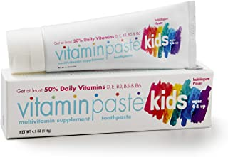 Sponsored Ad - Vitaminpaste Kids Toothpaste 4.1 oz