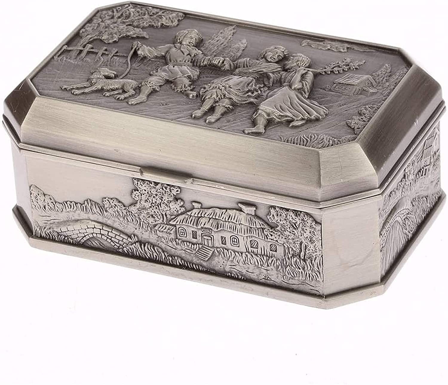 NICEAPR Decorations Retro Clearance SALE! Limited time! European Embossed Home Box Jewelry Ranking TOP14 Liv