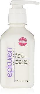 Epicuren Discovery French Lavender After Bath Body Moisturizer, 2 Fl Oz