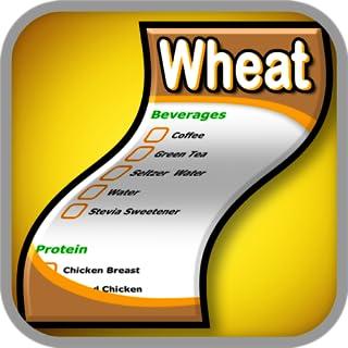 Wheat Tummy Diet Shopping List