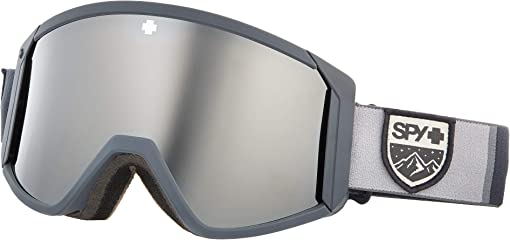 Colorblock Gray - Hd Bronze w/ Silver Spectra Mirror + Hd Ll Per