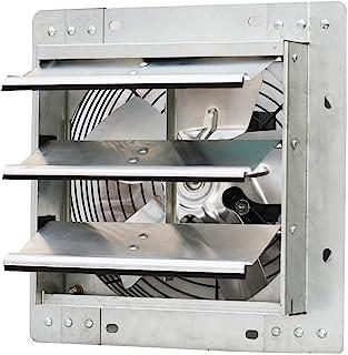"iLiving ILG8SF10V – 10"" Wall Mounted Exhaust Fan – Automatic Shutter.."