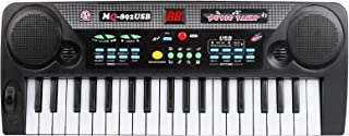 M SANMERSEN Musical Keyboard Piano, 37 Keys Piano Keyboard f