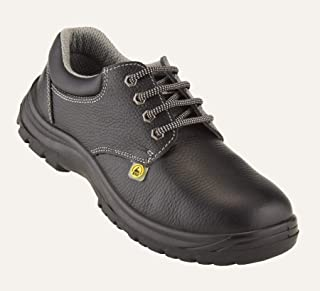 Neosafe ESD A7009_8 Edge, Low Ankle Safety Shoes with Steel Toe Size 8