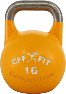 CFF 16 kg Pro Competition Russian Kettlebell (Girya) Great for Cross Training and MMA Training!