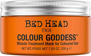 TIGI Bed Head Color Goddess Miracle Treatment Mask for Unisex, 7.05 Ounce
