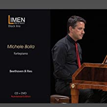 BEETHOVEN & RIES (CD+DVD); Michele Bolla