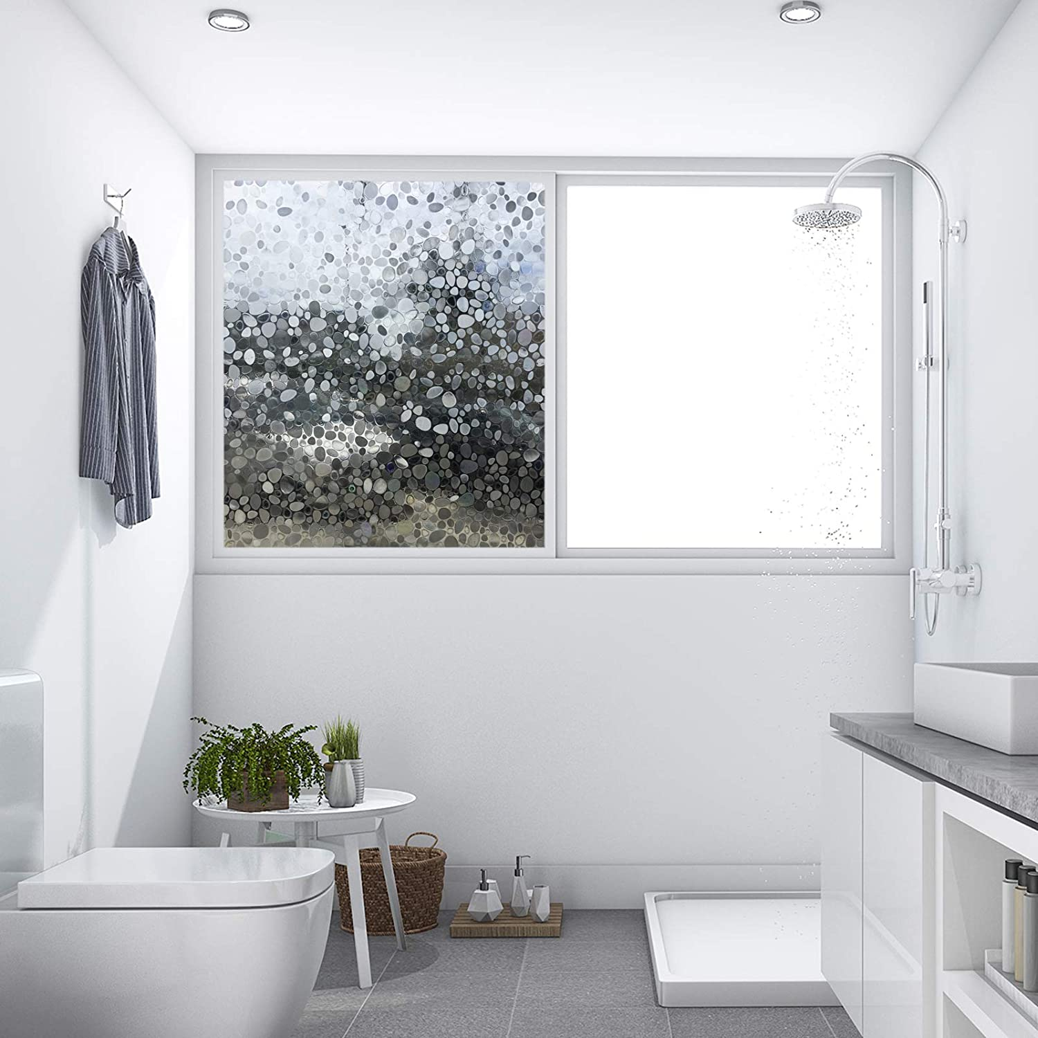 Gomu - Reflective Cheap super special price Translucent A surprise price is realized Window C Static Privacy Glass Door