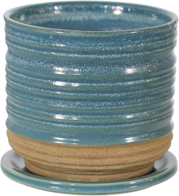 Sagebrook Home 14773-05 Ceramic 5.5
