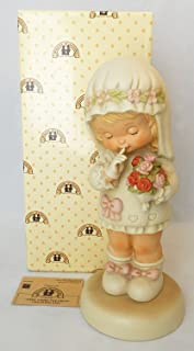 Details about MEMORIES OF YESTERDAY 1988 HERE COMES THE BRIDE PORCELAIN FIGURINE 520527 NEW LG