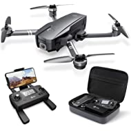 Holy Stone HS720 Foldable GPS Drone with 2K FHD Camera for Adults, Quadcopter with Brushless...