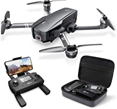 Holy Stone HS720 Foldable GPS Drone with 4K UHD Camera for Adults, Quadcopter with Brushless...