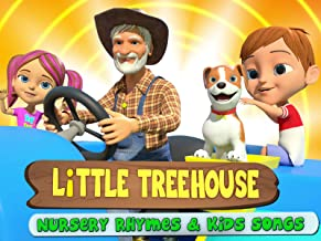 Little Treehouse: Nursery Rhymes and Kids Songs