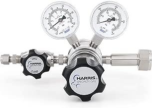 corrosive gas regulator