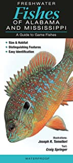 Freshwater Fishes of Alabama & Mississippi: A Guide to Game Fishes