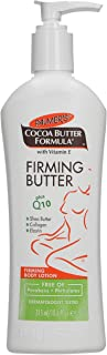 Palmer's Cocoa Butter Formula with Vitamin E + Q10 Firming Butter Body Lotion | 10.6 Ounces