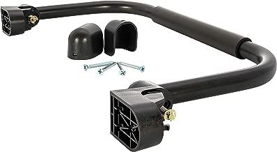 Camco 42197 Fold-Away Grab Handle (Short - Black)