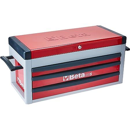 BETA 22000503 CASSETTIERE VUOTE Red C22S-R