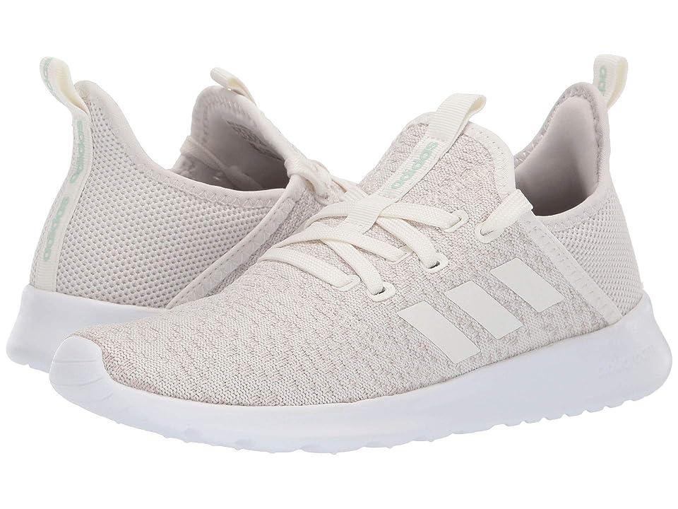 adidas Cloudfoam Pure (Cloud White/Cloud White/Ice Mint) Women's Shoes
