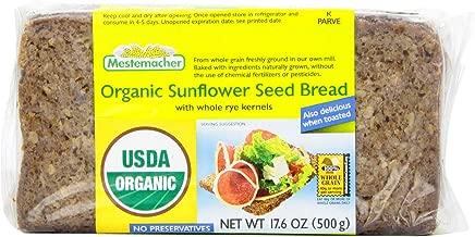 organic salt free rye bread