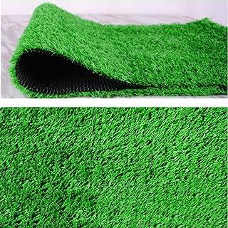 YNFNGX Artificial Grass Carpet Outdoor Fake Grass Mat Green Imitation Turf Realistic Garden Lawn 2x1m (Size : 2x3m)