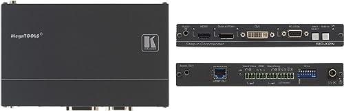 Kramer Electronics SID-X2N AV Transmitter SchwarzAudio- Video-Leistungsverst er