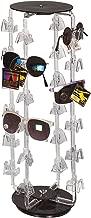 SSWBasics Rotating Eyeglass/Sunglass Display - Holds 24 Pairs - Rotating Stand
