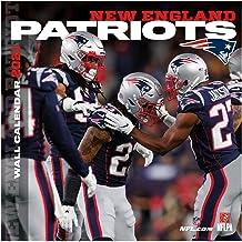 New England Patriots 2021 12×12 Team Wall Calendar PDF