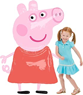 "Amscan International 3231601 36-Inch ""Peppa Pig Air Walkers"" Balloon"