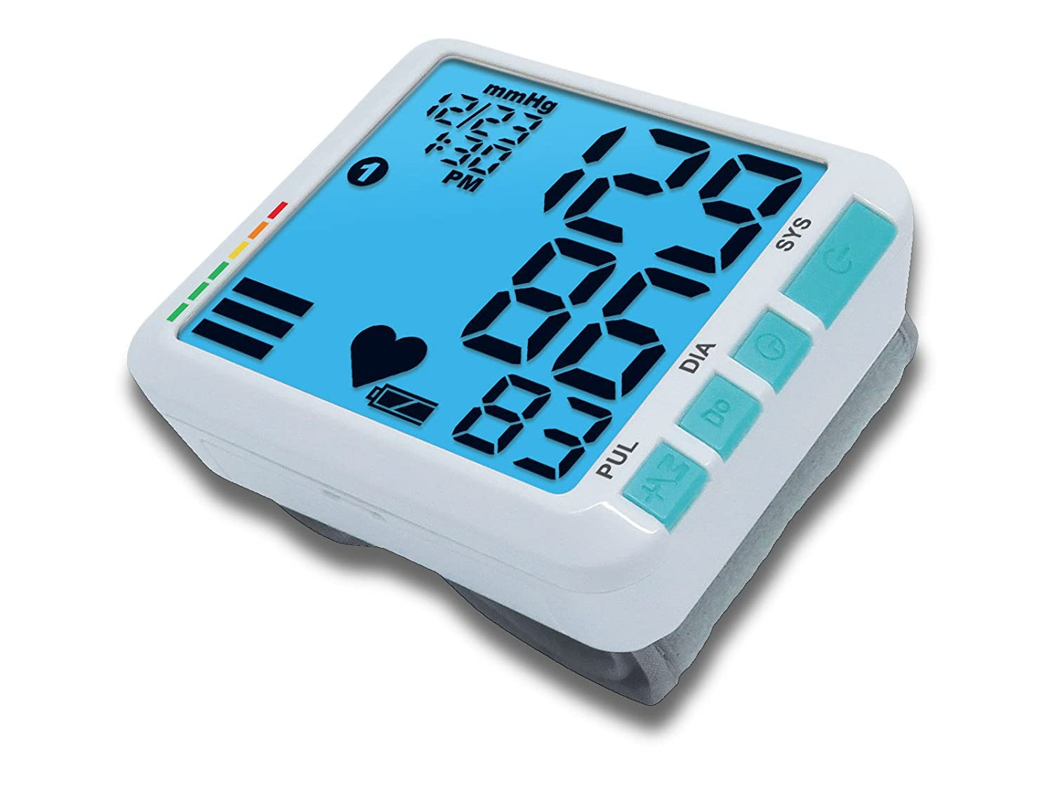 Limited Special Price G.LAB Digital Automatic MD1520 Wrist NEW Pressure Blood Monitor Cuff