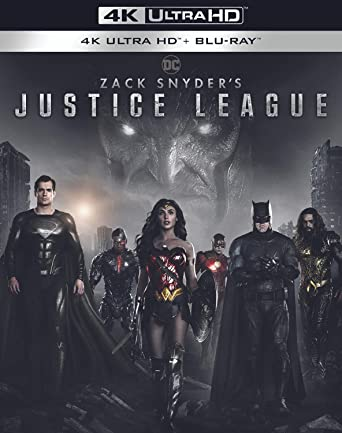 Poster. Zack Snyder's Justice League