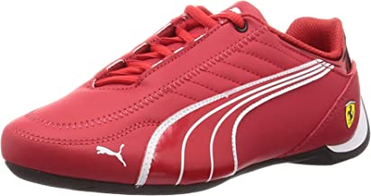 Amazon In Puma Red Shoes