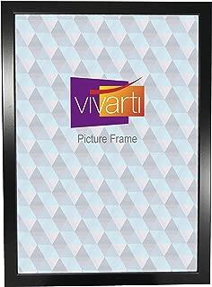 Vivarti Matt Black Picture Frame, 50 x 70 cm,