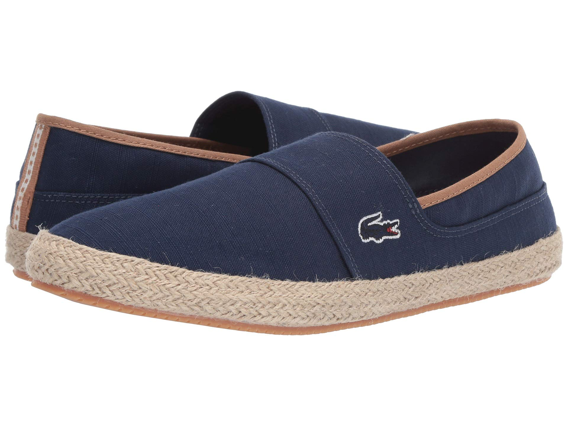 381d5634dc30d Brown Lacoste 1 119 Athletic amp  Navy light Shoes Marice Sneakers Cma  Y7OrqYw