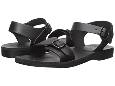 Jerusalem Sandals The Original Mens (Black) Men