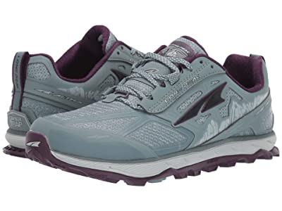 Altra Footwear Lone Peak 4 Low RSM (Light Gray) Women
