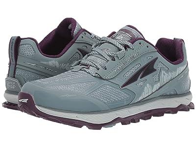 Altra Footwear Lone Peak 4 Low RSM (Light Gray) Women