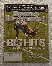 Sheldon Brown (Philadelphia Eagles) & Reggie Bush (New Orleans Saints) - BIG HITS - Sports Illustrated - July 30, 2007 - NFL Football - SI