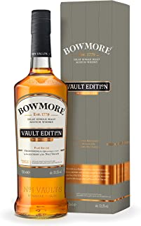 Bowmore Vault Edition Second Release Islay Single Malt Scotch Whisky, mit Geschenkverpackung, 50,1% Vol, 1 x 0,7l