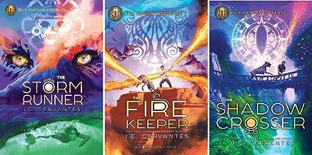 Storm Runner Book Series 1-3